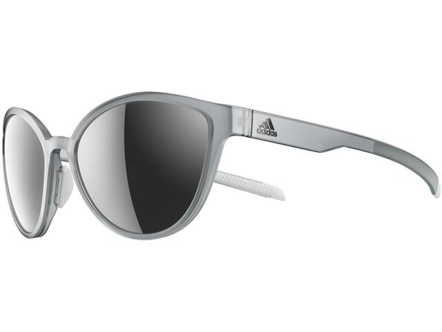 adidas Tempest Glasses grey transparent/chrome